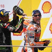 Zarco retrouve le podium en Malaisie