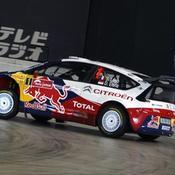 Sébastien Loeb Rallye du Japon