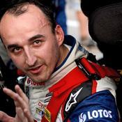 Kubica avec Hirvonen chez Ford