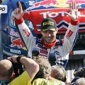 La carrière de Sébastien Loeb en images