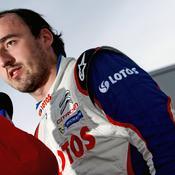 Le grand saut de Kubica