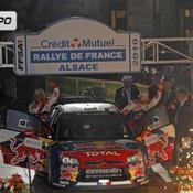 Le Rallye de France en images