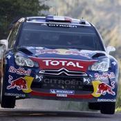 Les essais de Citroën en Ardèche