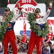 Sébastien Ogier Julien Ingrassia Rallye du Japon