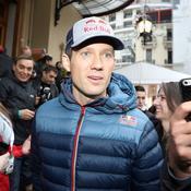 Monte-Carlo : Sébastien Ogier commence l'année du bon pied