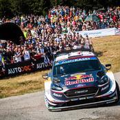 Rallye d'Allemagne : L'hégémonie d'Ogier ne tient plus qu'à un fil