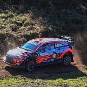 Rallye de Sardaigne : Sordo domine, Neuville et Ogier limitent la casse