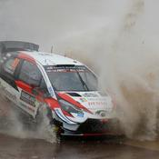 Rallye de Suède : Evans impérial, Ogier en retrait