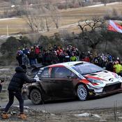 Tänak dans le décor, Ogier aux commandes du Rallye Monte-Carlo