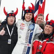 Premier podium pour Mikkelsen