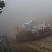 Hirvonen dans le brouillard