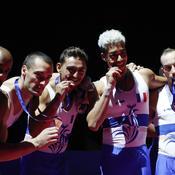 Gymnastique : au tour des hommes de monter sur le podium