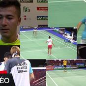 Reportage au coeur du badminton français