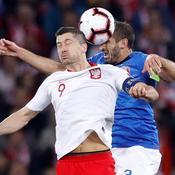 Robert Lewandowski vs Giorgio Chiellini