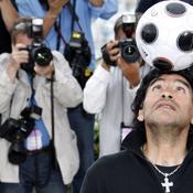 Cannes 2008, Diego Maradona