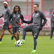 4e ex-aequo. Franck Ribéry