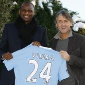 Patrick Vieira-Roberto Mancini, Manchester City