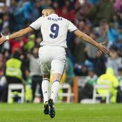 Karim Benzema buteur