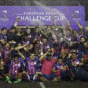 Premier trophée européen pour le Stade Français