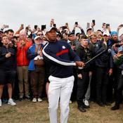 Tiger Woods au Golf National