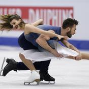 Champions d'Europe de danse sur glace