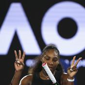 Serena Williams historique