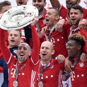 Le Bayern Munich champion
