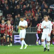 Le PSG perd tout à Nice