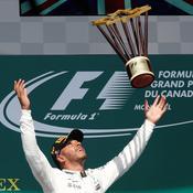 Lewis Hamilton, victoire tranquille