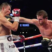 Alvarez vs Golovkin