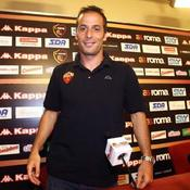 Ludovic Giuly AS Roma