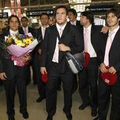 L'Argentine à la Gare du Nord