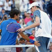 US Open :Roger Federer