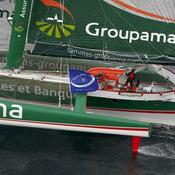 Franck Cammas Groupama