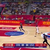 Eliminée par les Bleus en quarts, Team USA chute à nouveau contre la Serbie