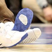 L'image de Nike affectée après la blessure d'une future star NBA à cause de ses baskets
