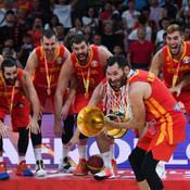 Les Espagnols champions du monde treize ans après