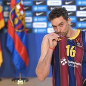 Pau Gasol - Crédit : LLUIS GENE / AFP