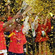 Le CSKA Moscou de Nando De Colo de nouveau champion d'Europe