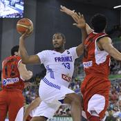 France-Egypte, Boris Diaw