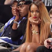 Rihanna Chicago Bulls