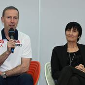 Vincent Collet et Valérie Garnier