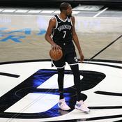 18 mois après, Kevin Durant a enfin rejoué au basket