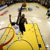 LeBron James - EZRA SHAW / GETTY IMAGES NORTH AMERICA / AFP