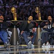 Le maillot de Tony Parker retiré, la France mise à l'honneur en NBA