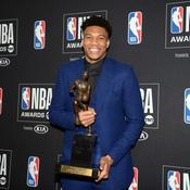 Giannis Antetokounmpo - Crédit : Gary A. Vasquez-USA TODAY Sports