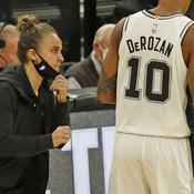Première femme à diriger une équipe NBA, Becky Hammon entre dans l'histoire du basket