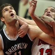 Joakim Noah, Brook Lopez