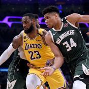 Dans une affiche aux airs de Finales NBA, James sort le grand jeu