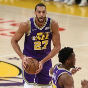 Rudy Gobert, à propos des Utah Jazz:: «On doit être plus dur»